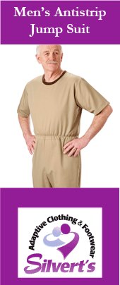 Silvert's Disabled Clothing for Elderly Care