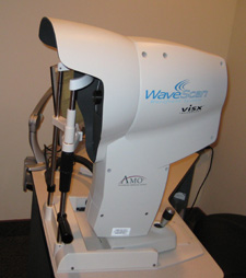 wave scan machine